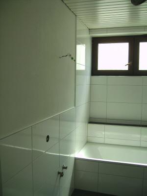 bad wc sanierung halbverband. Black Bedroom Furniture Sets. Home Design Ideas